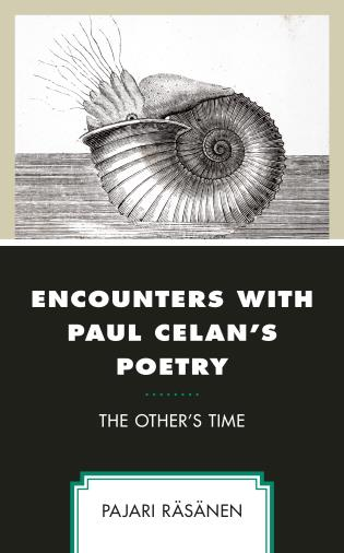 Cover image for the book Encounters with Paul Celan's Poetry: The Other's Time