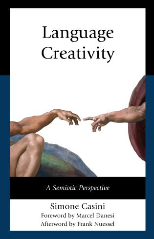 Cover image for the book Language Creativity: A Semiotic Perspective