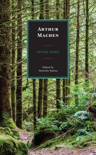 Cover image for the book Arthur Machen: Critical Essays