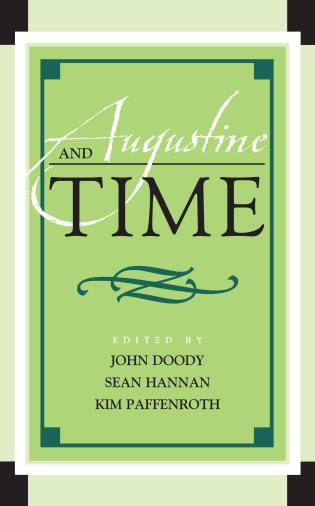 Cover image for the book Augustine and Time