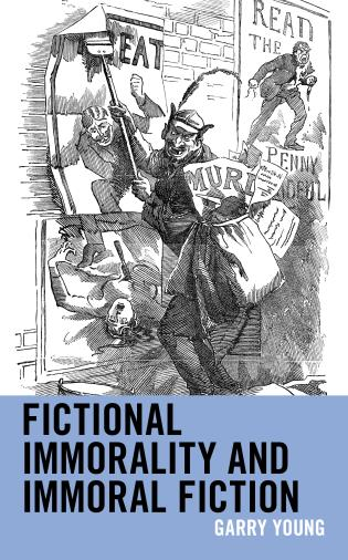 Cover image for the book Fictional Immorality and Immoral Fiction