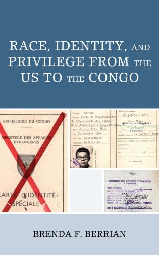 Cover image for the book Race, Identity, and Privilege from the US to the Congo