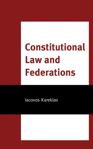 Cover image for the book Constitutional Law and Federations