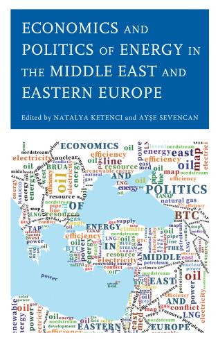 Cover image for the book Economics and Politics of Energy in the Middle East and Eastern Europe