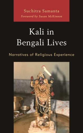 Cover image for the book Kali in Bengali Lives: Narratives of Religious Experience