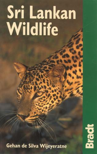 Cover image for the book Sri Lankan Wildlife, First Edition