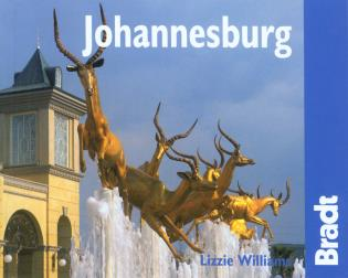 Cover image for the book Johannesburg: The Bradt City Guide, First Edition