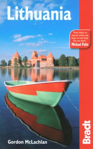 Cover image for the book Lithuania, Fifth Edition