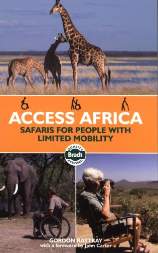Cover image for the book Access Africa: Safaris for People with Limited Mobility, First Edition