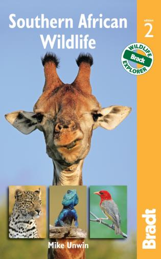 Cover image for the book Southern African Wildlife, Second Edition