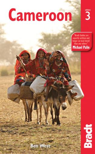 Cover image for the book Cameroon, Third Edition
