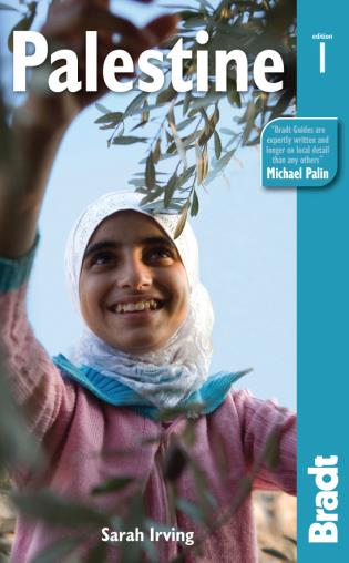 Cover image for the book Palestine, First Edition