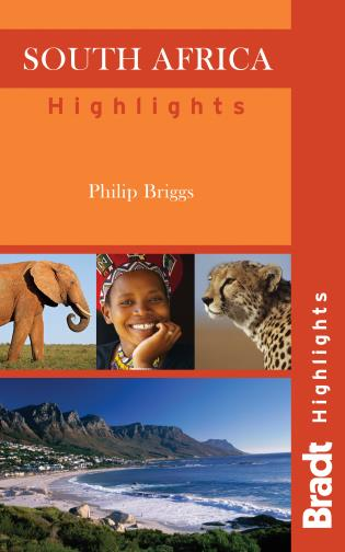Cover image for the book South Africa Highlights, First Edition