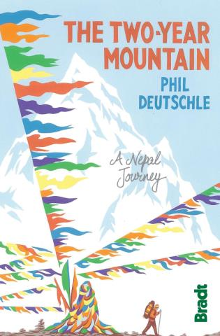 Cover image for the book Two-Year Mountain: A Nepal Journey, First Edition