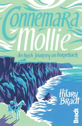 Cover image for the book Connemara Mollie: An Irish Journey On Horseback, First Edition