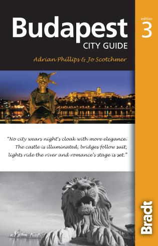 Cover image for the book Budapest: City Guide, Third Edition