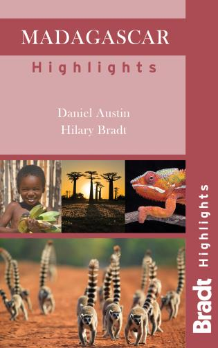 Cover image for the book Madagascar Highlights, First Edition