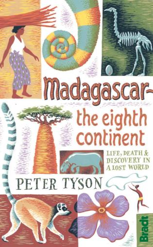 Cover image for the book Madagascar: The Eighth Continent, First Edition
