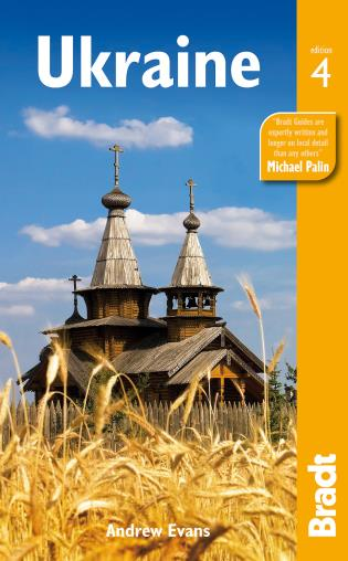 Cover image for the book Ukraine, Fourth Edition