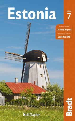 Cover image for the book Estonia, Seventh Edition