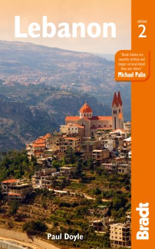 Cover image for the book Lebanon, Second Edition
