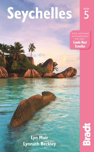 Cover image for the book Seychelles, 5th edition