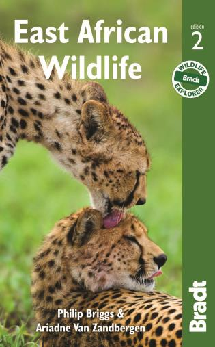 Cover image for the book East African Wildlife, 2nd edition
