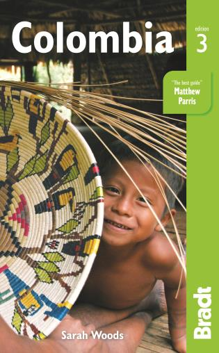 Cover image for the book Colombia, 3rd edition
