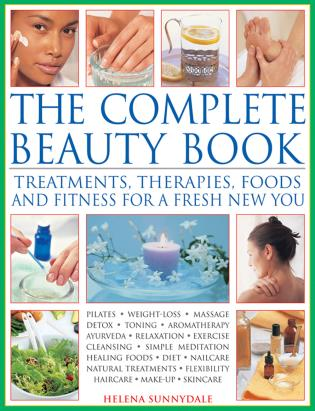 complete beauty book sunnydale helena price 1699 - Color Me Beautiful Book
