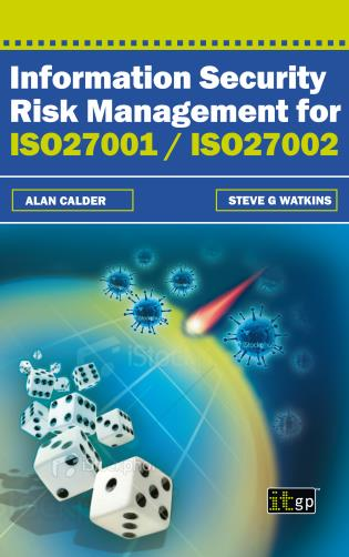 Cover image for the book Information Security Risk Management For ISO 27001/Iso27002, Second Edition
