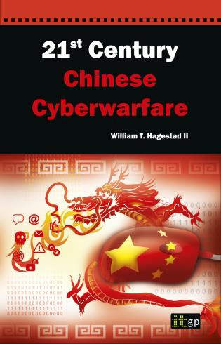 Cover image for the book 21st Century Chinese Cyberwarfare