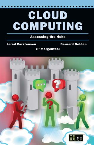 Cover image for the book Cloud Computing: Assessing The Risks