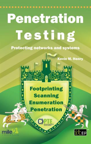 Cover image for the book Penetration Testing: Protecting Networks And Systems