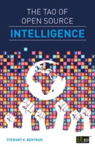 Cover image for the book The Tao Of Open Source Intelligence