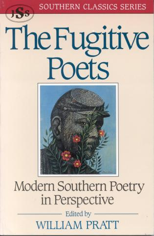 Cover image for the book The Fugitive Poets: Modern Southern Poetry