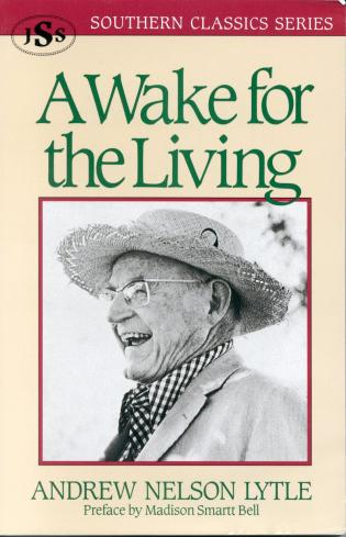 Cover image for the book A Wake for the Living