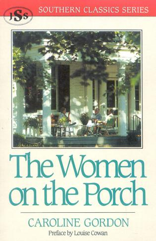 Cover image for the book The Women on the Porch