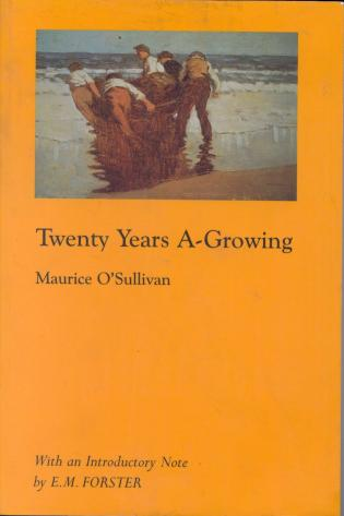 Cover image for the book Twenty Years A-Growing