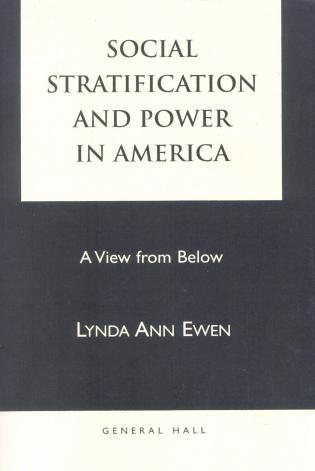 Social Stratification And Power In America A View From Below