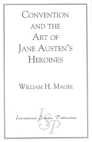 Cover image for the book Convention and the Art of Jane Austen's Heroines