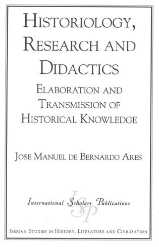 Cover image for the book Historiology, Research and Didactics: Elaboration and Transmission of Historical Knowledge