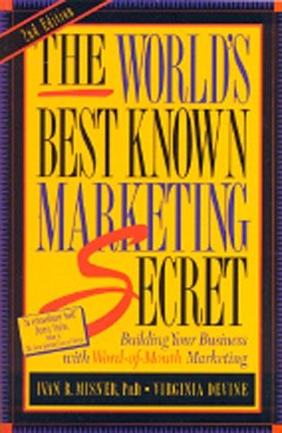 The World's Best Known Marketing Secret