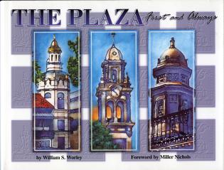 Cover image for the book The Plaza: First and Always