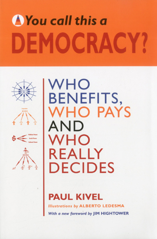Cover image for the book You Call This a Democracy?