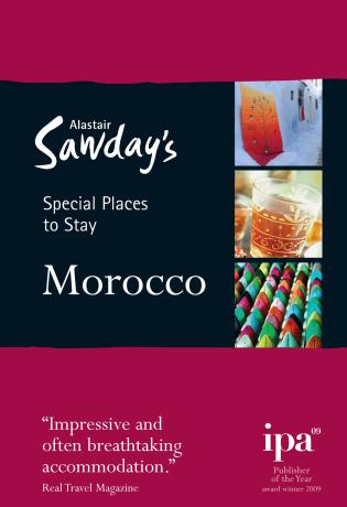 Cover image for the book Special Places to Stay: Morocco, Third Edition