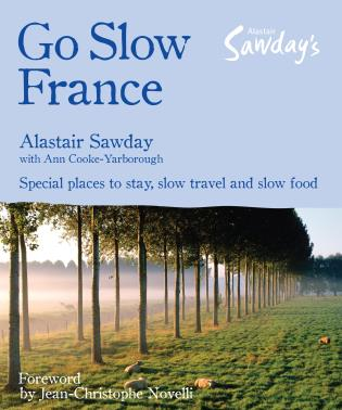 Cover image for the book Go Slow France
