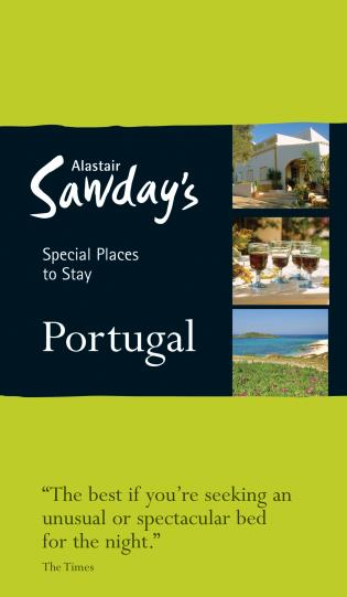 Cover image for the book Special Places to Stay: Portugal, Fifth Edition