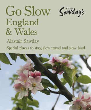 Cover image for the book Go Slow England & Wales, First Edition