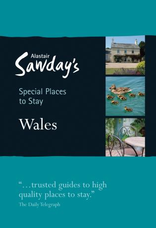 Cover image for the book Special Places to Stay: Wales, First Edition