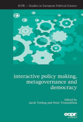 Cover image for the book Interactive Policy Making, Metagovernance and Democracy